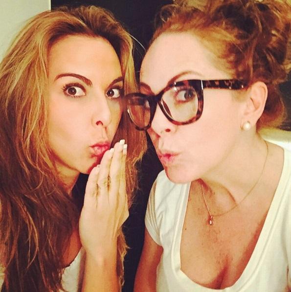Roxanna Y Kate Del Castillo Prometen Una Tarde De Miedo En UniMás