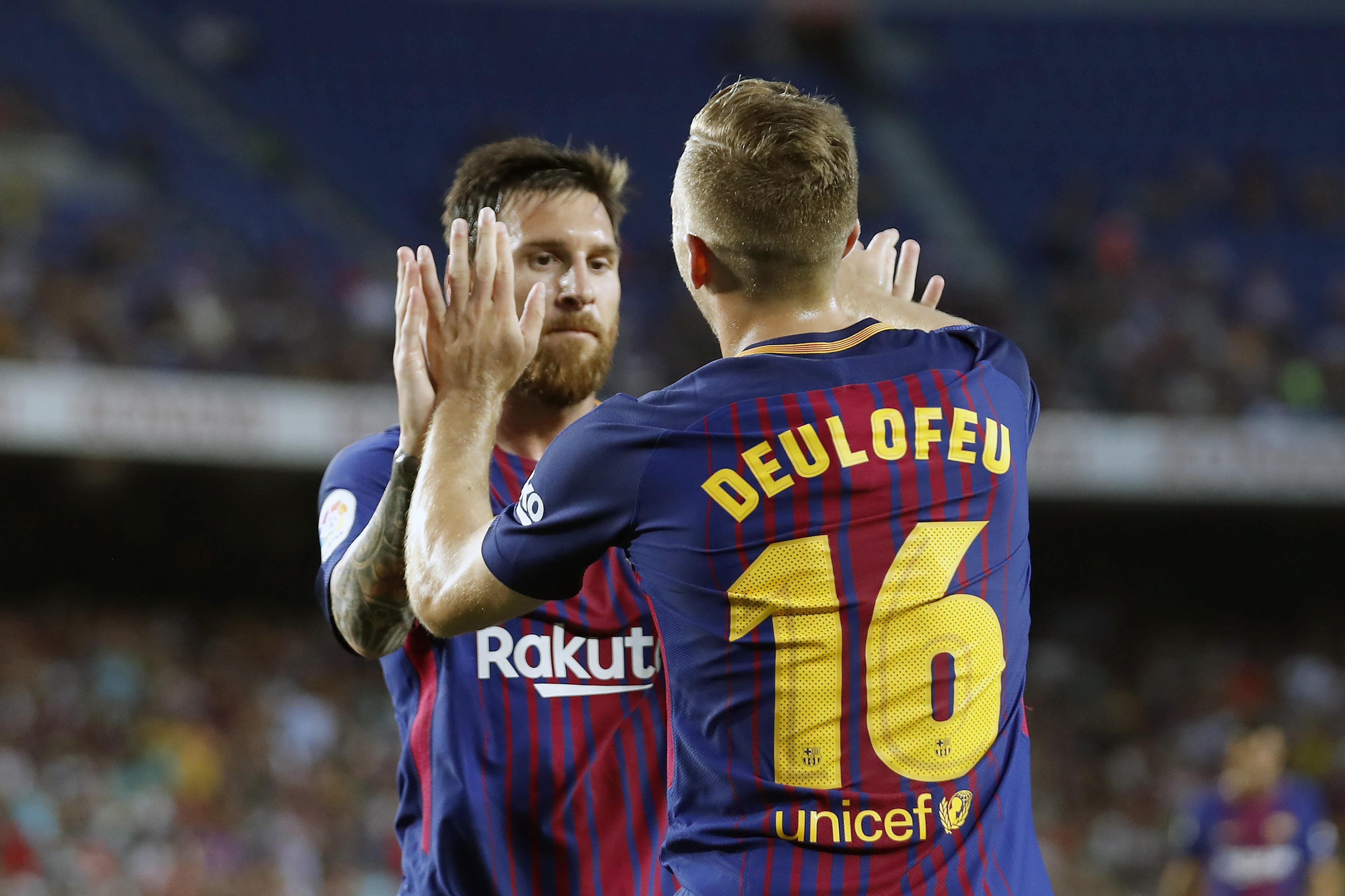 Barcelona golea al Chapecoense y se lleva el Joan Gamper - Univision