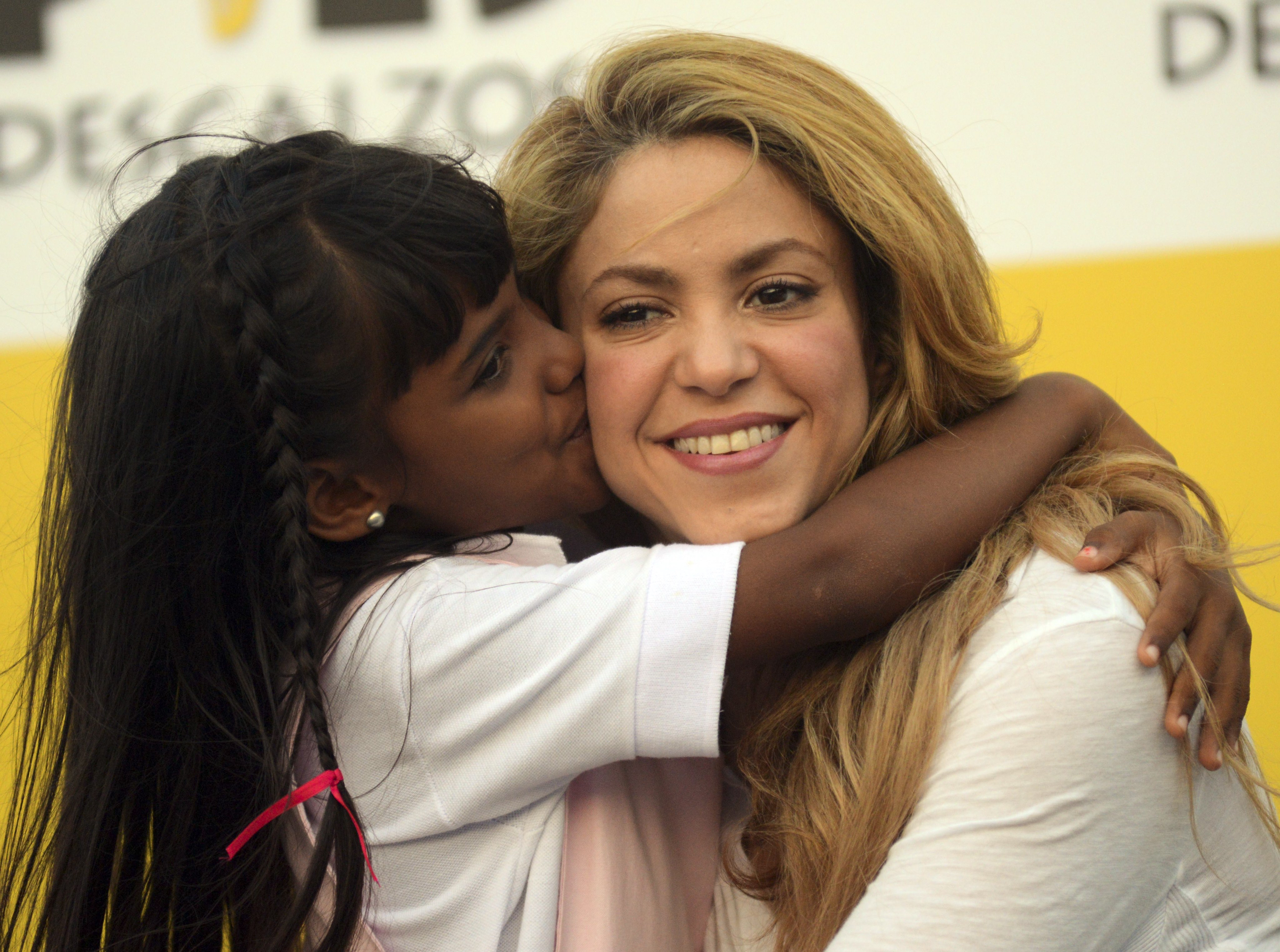 La poderosa carta de Shakira en Time que se opone al veto migratorio