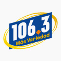 Logo Phoenix Arizona 106.3 Mas Varied