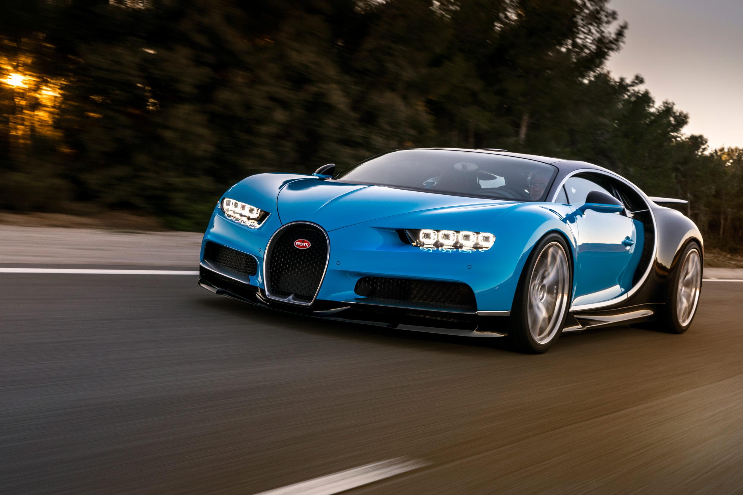 Ginebra 2016: El Bugatti Chiron 2017 llega con 1500 HP bajo el capó ...