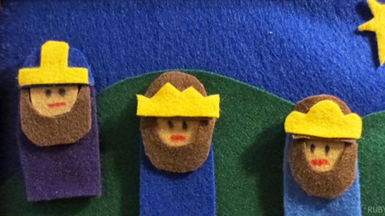 Celebrate the Three Wise Men with crafts