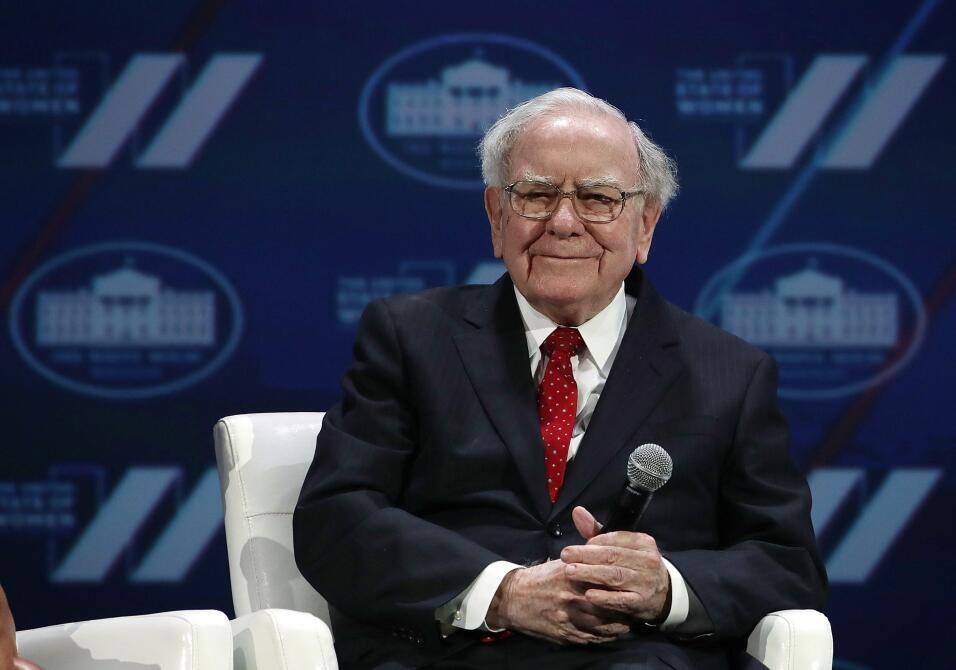 #3: Warren Buffett, accionista mayoritario de Berkshire Hathaway. Fortun...