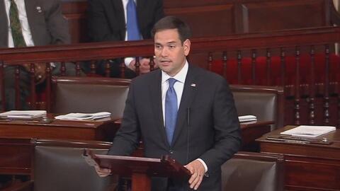 Marco Rubio sigue vetando a la nominada para la Embajada de México