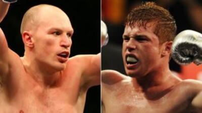 Matthew Hatton y Saúl Alvarez pelearán por el título mundial.