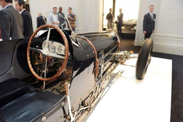 Bugatti 59 Grand Prix of 1933.
