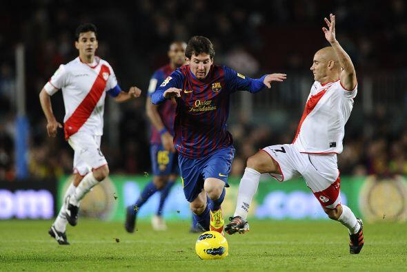 El conjunto de Guardiola siguió dominando y marcando los tiempos...de la...