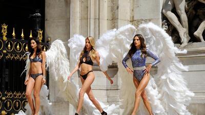 Ángeles de Victoria's Secret filman nuevo comercial