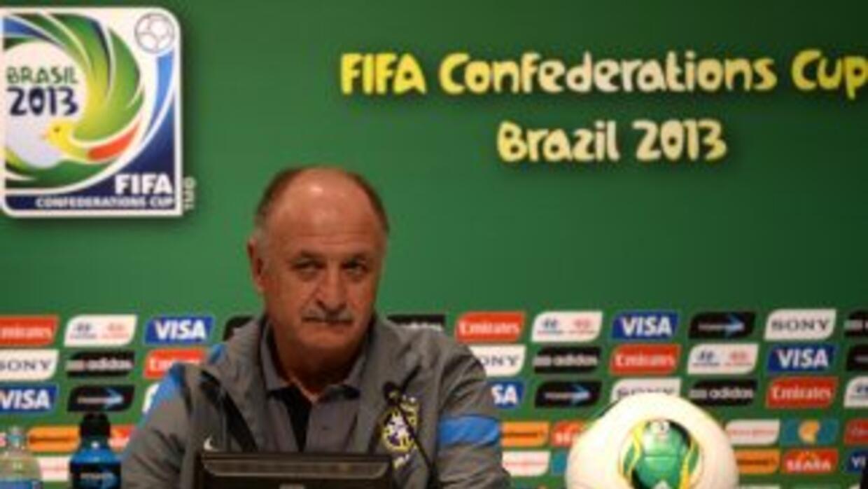 Luiz Felipe Scolari.
