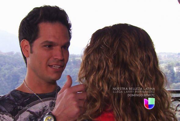 Además, le dijo que Cristóbal se dará cuenta de que no la ama, definitiv...