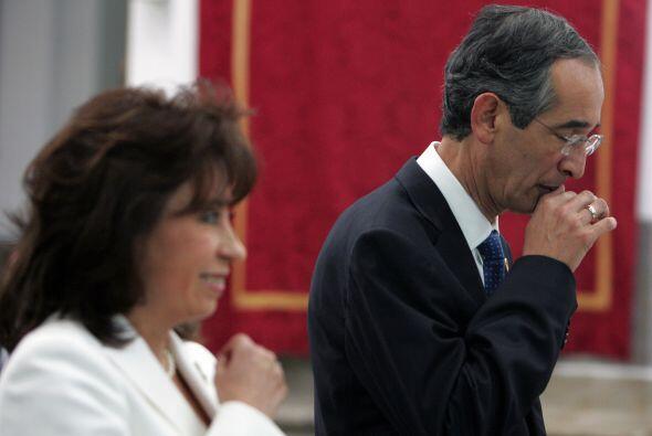 """La ex primera dama derramó lágrimas al asegurar que sigue sintiendo """"un..."""