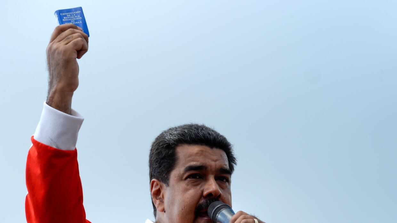 Presidente venezolano ofrece garantías para instalación pacífica del Par...