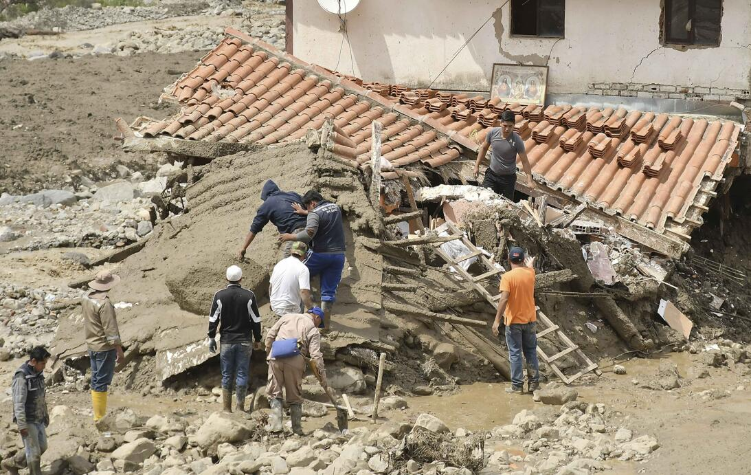 Inundacion Bolivia