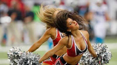 Conoce a las explosivas porristas de los Atlanta Falcons