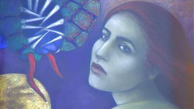 'Los sueños son la sombra de algo real', la primera exposición individual de una artista chicana en MOLAA