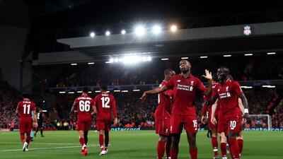 En fotos: el baile de Liverpool contra PSG en su camino al sueño de Champions