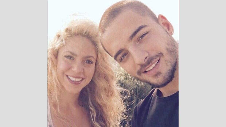 Shakira y Maluma están grabando una nueva canción juntos ...