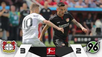 Bayer Leverkusen gana, pero no le alcanza para meterse a la Champions League