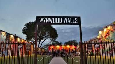 Wynwood se consideró una zona de transmisión activa desde el 15 de junio...