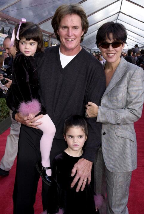 Bruce Jenner Kris Jenner