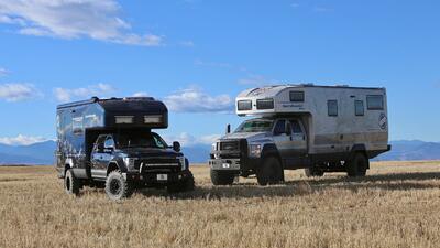 EarthRoamer XV-HD, súper camper