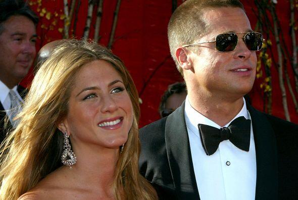 1.- A pesar de haber perdido a Brad Pitt siempre lució radiante. Más vid...