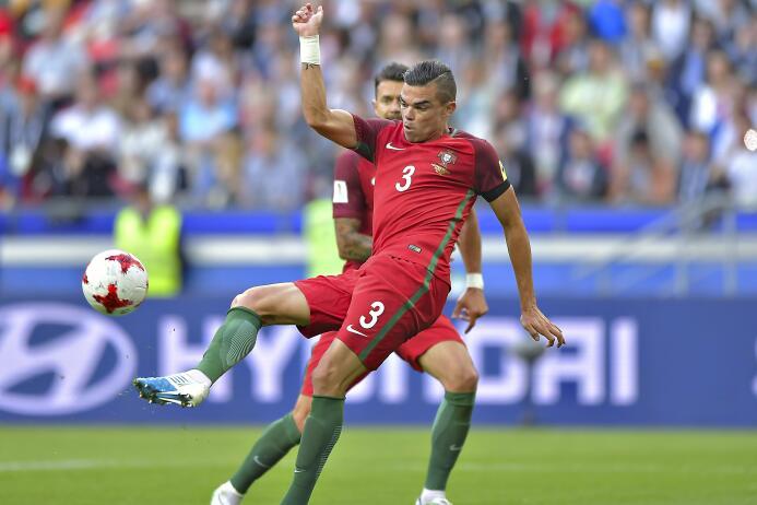 Pepe, agente libre, tendría adelantadas las negociaciones con el PSG.