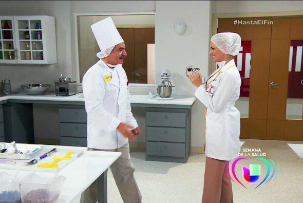 ¡Qué envidia Sofía! Ese chocolate que te regaló el maestro Coria es un m...