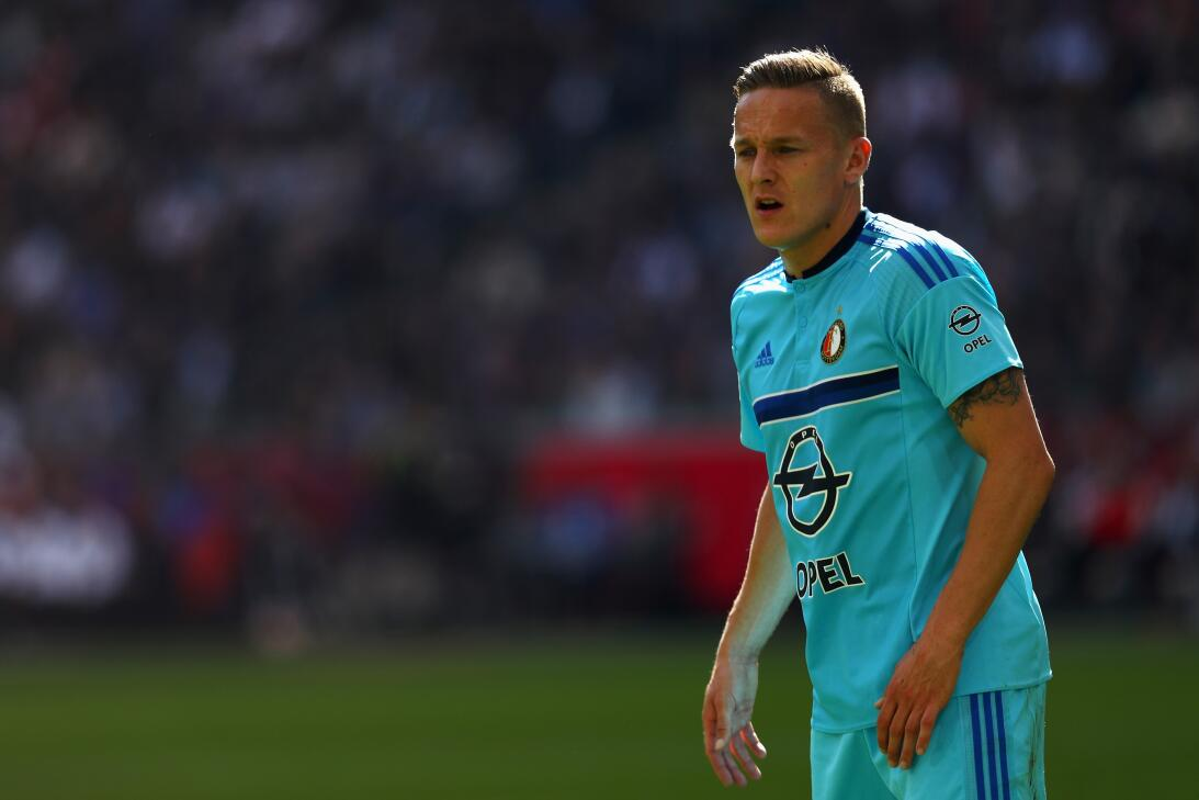 Jens Toornstra (Feyenoord) - El jugador holandés es uno de los más desta...