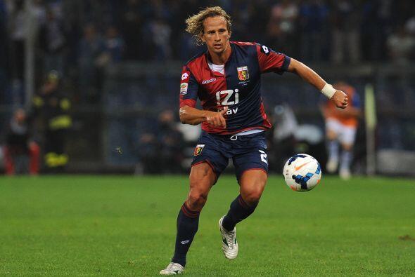 El jugador del Sassuolo Thomas Manfredini quiere aportar buen fútbol al...