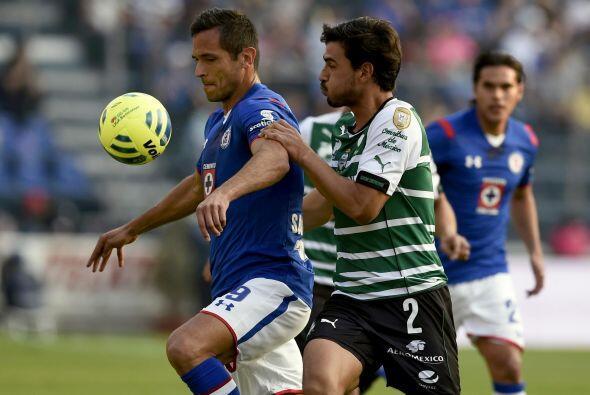 Cruz Azul decidió apostar por el instinto goleador de Santa Cruz después...