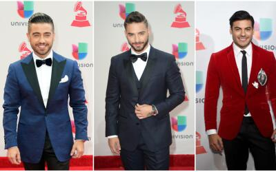 Maluma es un 'Gloden Boy' | Latin GRAMMY 2017 collage.jpg