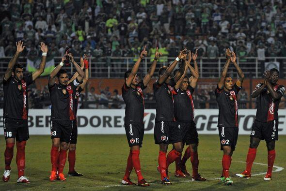 Tijauan jugará ante Atlético Mineiro que cuenta en sus filas con Ronaldi...