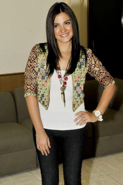 Maite ha logrado ocupar un importante lugar dentro de las telenovelas en...