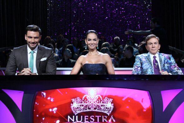 Julián, Lupita y Osmel estaban preparados para ver el talento de sus chi...