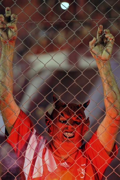 El ´diablo´ estuvo y está haciendo de las suyas en la Libertadores 2011,...
