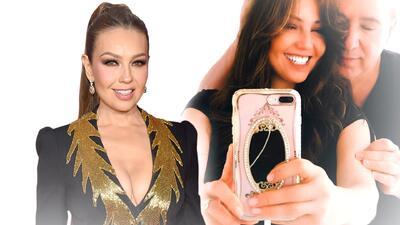 Thalía revela cuál es el secreto del sólido matrimonio que tiene con Tommy Mottola