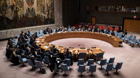El Consejo de Seguridad de las Naciones Unidas en reunión el 21 de dicie...