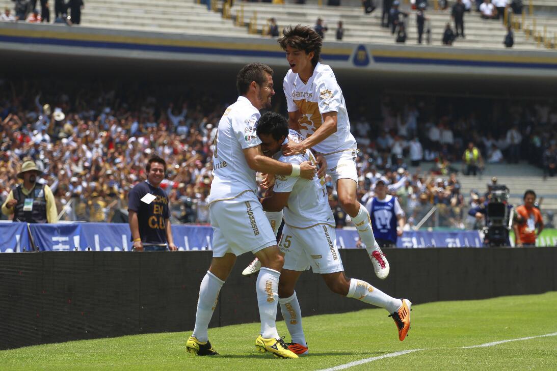 ¿Qué tanto influyó el partido de ida en las finales de la Liga MX? Getty...