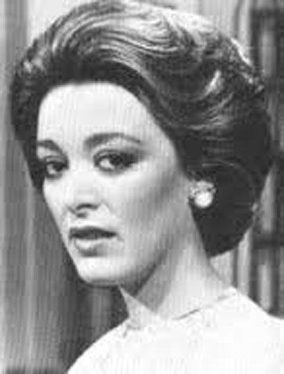 """En 1968 debutó en las telenovelas con el melodrama """"Los Inconformes"""", lu..."""