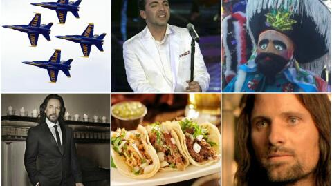 Eventos fin de semana en Chicago