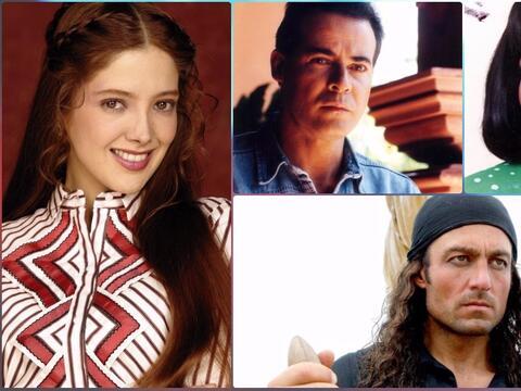 Ellos son los reyes de las telenovelas, son los que tienen más pr...