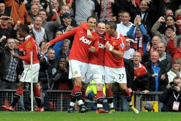 Todo indicaba que el United sacaría una valiosa victoria ante su odiado...