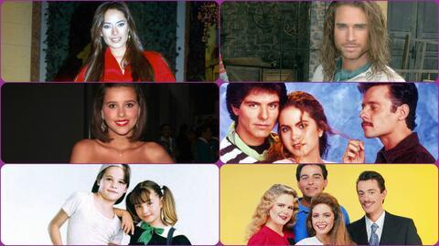 Así vivieron sus primeros Premios TVyNovelas y así lucen a...