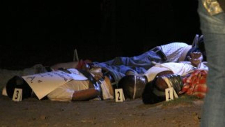 La ciudad mexicana de Morelia vivió una noche de terror, con reportes de...
