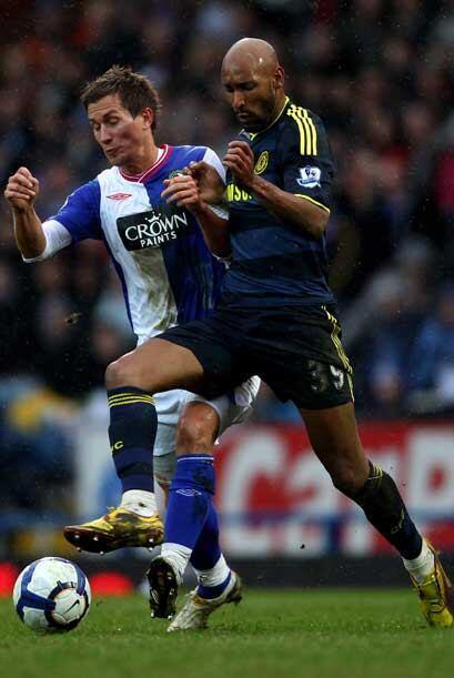 Los 'Blues' visitaron la cancha del Blackburn Rovers, un difícil rival p...