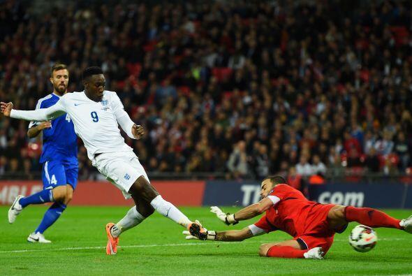 Inglaterra, una de las sorpresas de la fecha FIFA conun resultado que mu...