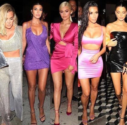 Kylie Jenner cumple 21 y las Kardashian 'rejuvenecen' para la celebración
