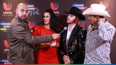 Jesús Mendoza confiesa qué hace con la ropa interior que le lanzan al escenario
