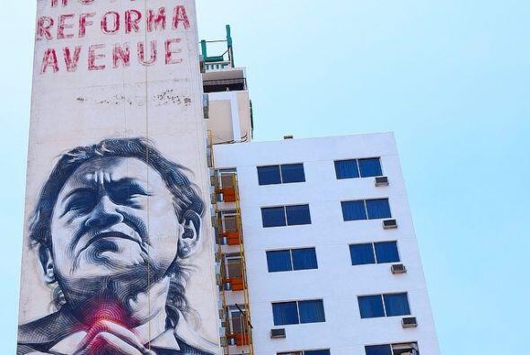 Hotel Reforma Avenue por Mac.  Fotos por usuarios de Instagram